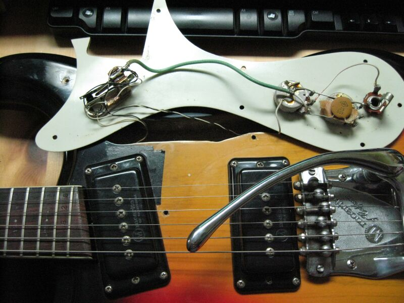 pot values mosriteforum com rh mosriteforum com 2 Humbucker Wiring Diagrams 2 Humbucker Wiring Diagrams