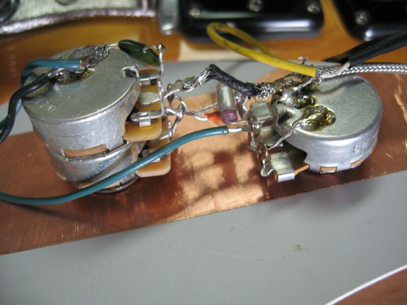 fun guitar vol tone circuits mosriteforum com image