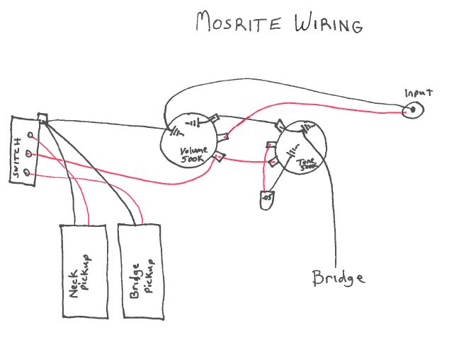 mosrite wiring diagram   22 wiring diagram images